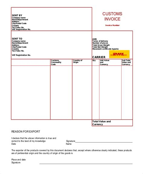 free digital receipts template digital invoice template customer invoice template