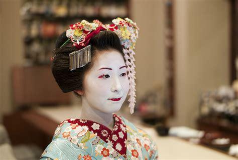 imagenes de geishas japonesas animadas el misterioso mundo de las geishas viajes de ark