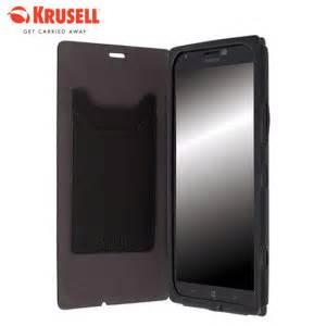 Krusell Malmo Flipcase Blackberry Q20 Classic Black krusell malmo flipcover for nokia lumia 1520 black