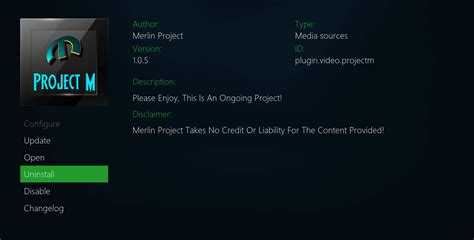 how to install project m how to install project m kodi addon on krypton 17 jarvis 16