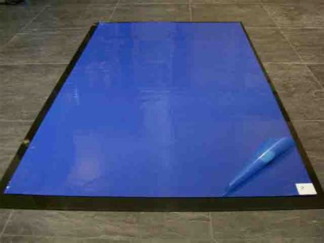 Tacky Mats by Tacky 30 Layer Floor Mats For Cleanrooms Laboratories
