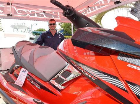 ski boat for sale mackay families struggle to choose between jet skis and boats