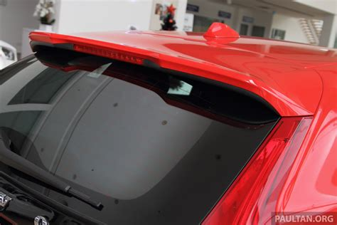 Volvo V40 Sports Pack Volvo V40 Sports Edition T5 Gets Rm10k Add On Pack Image