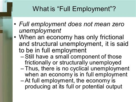 what iz unemployment chapter 9 business cycles unemployment and inflation