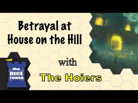betrayal at house on the hill betrayal at house on the