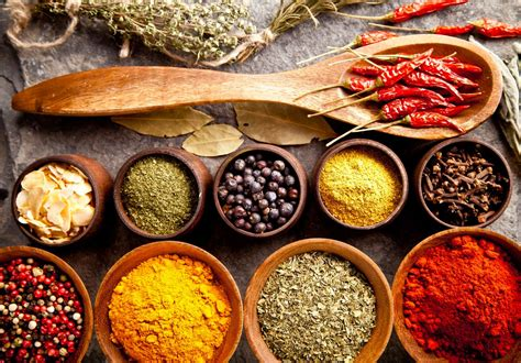 Restaurant Spice Rack Restaurant Spice 5 Wonder Spices For Curing Everyday Ailments