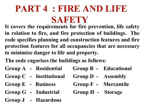 design guidelines on fire safety for buildings in malta national building codes 2005 history overview
