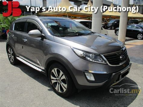 suv kia 2012 kia sportage 2012 2 0 in selangor automatic suv grey for