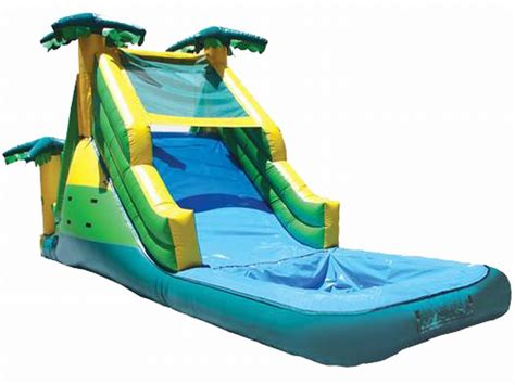backyard slides for sale water inflatable slide tropical backyard water slides