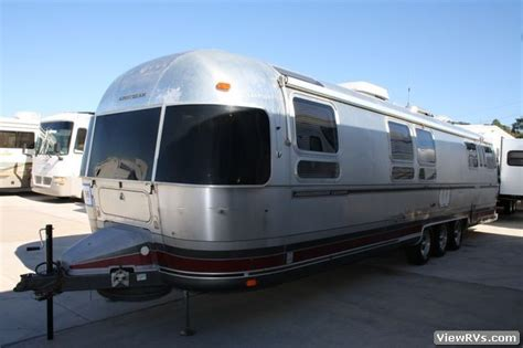 1992 Airstream Travel Trailer Limited 34 (B)   Images   ViewRvs
