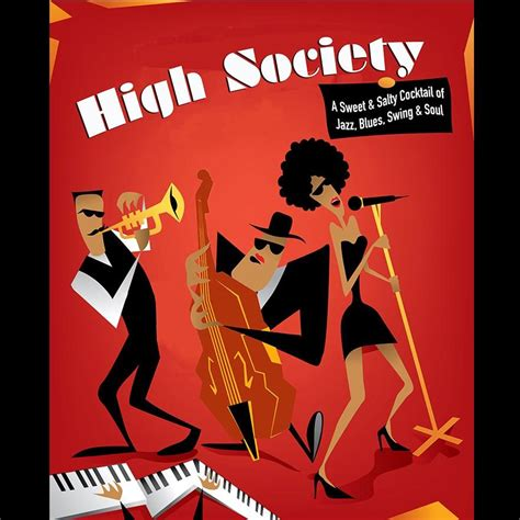 swing and jazz high society jazz swing band wellington pme