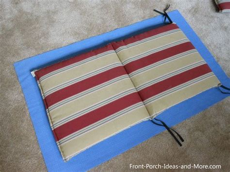 How To Recover Patio Cushions by 1000 Images About Patio On Outdoor Fabric