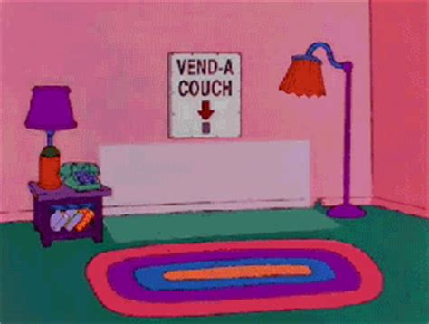 the simpsons com couch gag the simpsons couch gag gif find share on giphy