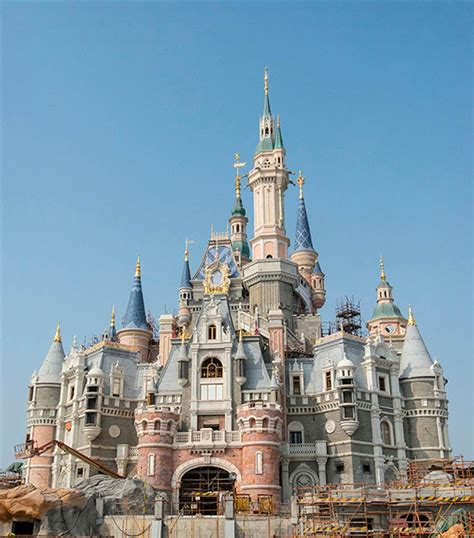 disney shanghai disney to open first mainland china resort in shanghai in