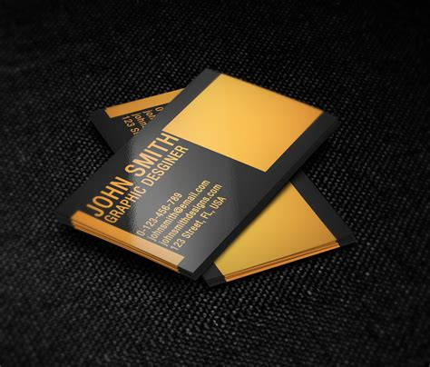 hardware store business card template black and orange business card template by nik1010 on