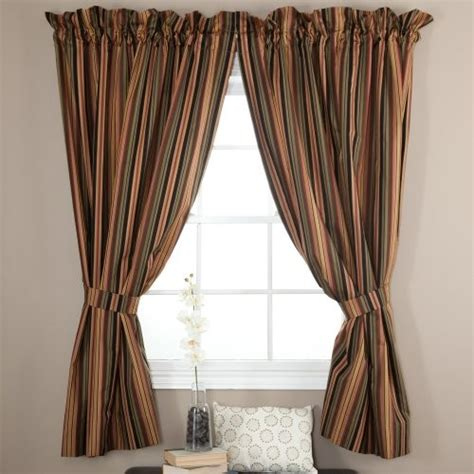 traditional curtains ellis curtain mateo stripe lined curtain panel