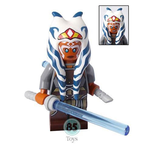 Tano Original lego wars ahsoka tano original minifigure sw759 from set 75158