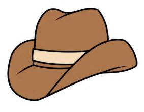 drawing a cartoon cowboy hat