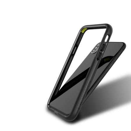 patchworks level silhouette iphone x bumper black mobilefun co nz