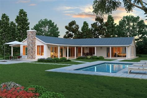 l shaped ranch house designs our latest ranch house by nicholas lee eye on design by dan gregory
