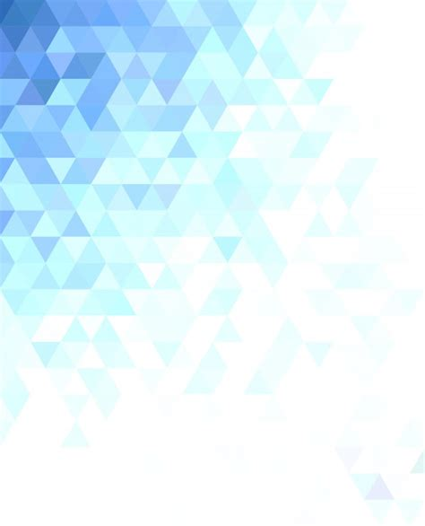 background untuk poster abstract triangle mosaic background design vector free
