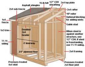 jeca storage shed design software