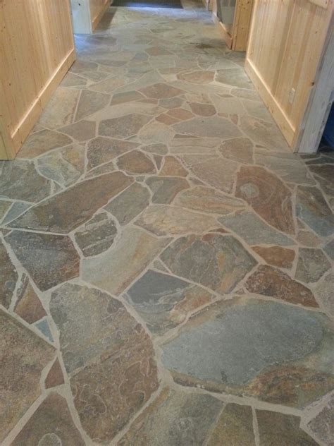 flagstone floors houses flooring picture ideas blogule