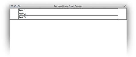 video layout bgcolor construire un mod 232 le html d email soi m 234 me