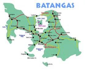 map of resort in laiya batangas batangas tourist map batangas mappery
