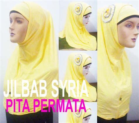 Instant Syria Antem Devana Jilbab Murah jilbab syria pita permata grosir jilbab kerudung murah