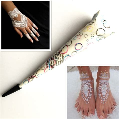henna tattoo with india ink henna stencil reviews shopping henna stencil