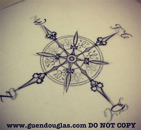 compass tattoo beautiful sch 246 nes muster zuk 252 nftige projekte pinterest