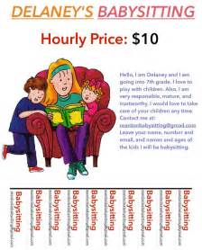 how to make a babysitting business 15 best ideas about babysitting flyers on babysitting fundraising ideas and