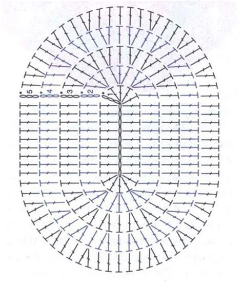 tutorial topi rajut dewasa crochet oval motif crochet kingdom