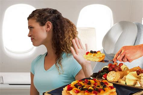 why does food taste bad on airplanes 187 science abc