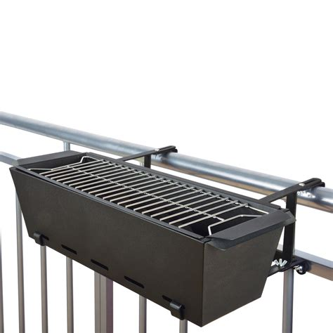 Handrail Grill bbq bruce balcony handrail grill in the shop