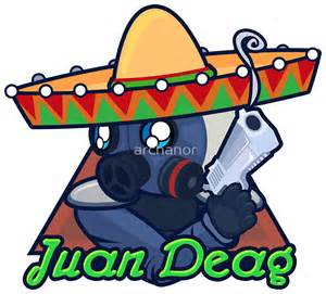 Vinyl Sticker Wall quot juan deag counter terrorist quot stickers by archanor