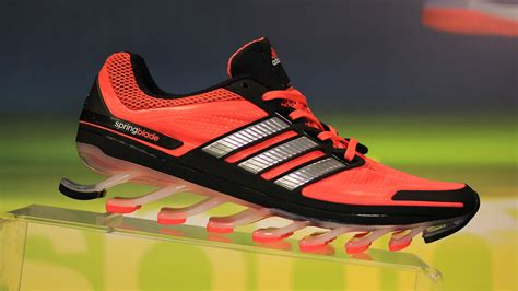 adidas springblade shoes with actual springs might be a idea gizmodo australia