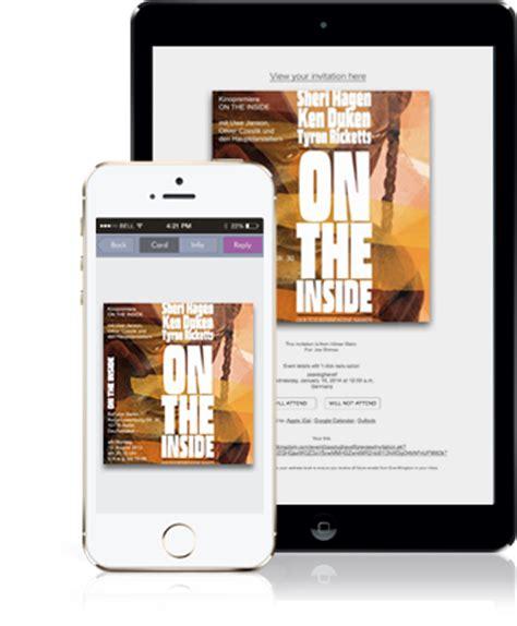 design invitations app online invitation exe page eventkingdom