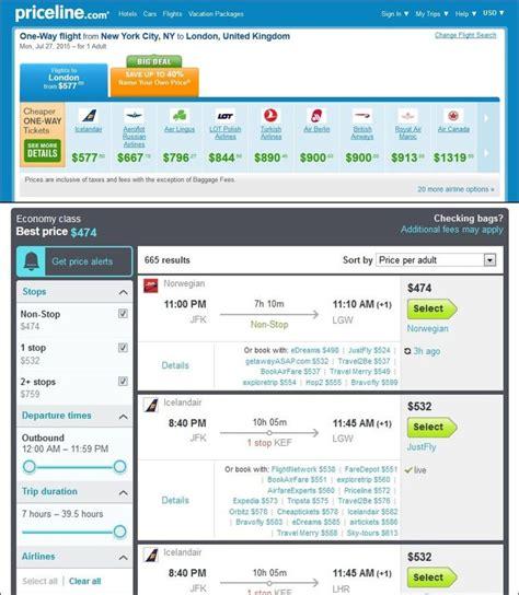 priceline one way flights best buy match price policy
