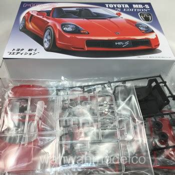 Mokit Fujimi 124 Toyota Mr S S Edition Berkualitas 1 24 id car series archives page 2 of 9 wah wah model shop