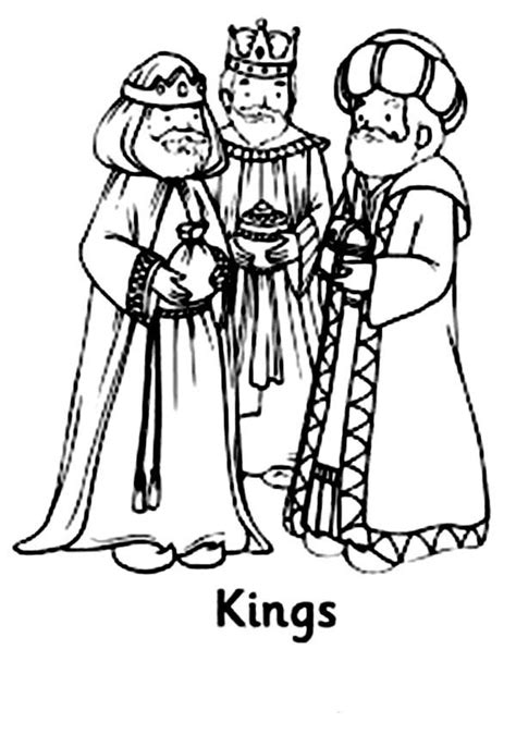 the three kings men coloring pages coloring home