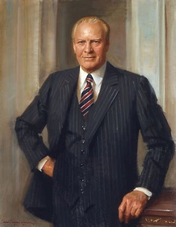 Gerald J Ford by Gerald J Ford Wall Journal