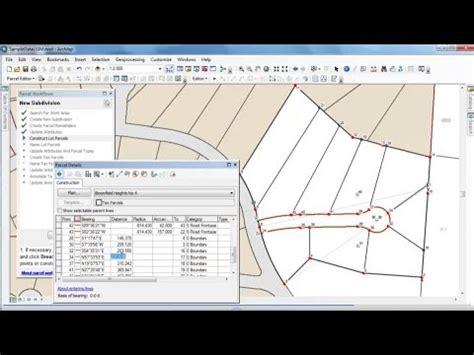 tutorial arcgis geologia dibujar datos de un levantamiento topogr 225 fico en arcgis