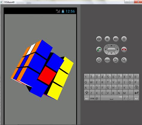 layout animation in android exle rubik cube animation exle in android edumobile org