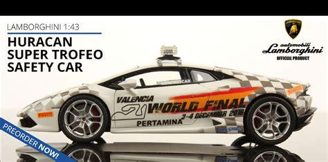 Lamborghini Safety Lamborghini Blancpain Trofeo Series Started