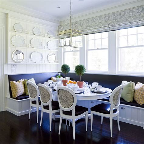 dining room with banquette seating 25 space savvy banquettes with built in storage underneath