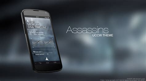 pc themes android assassin s creed abstergo theme android by thenbt on