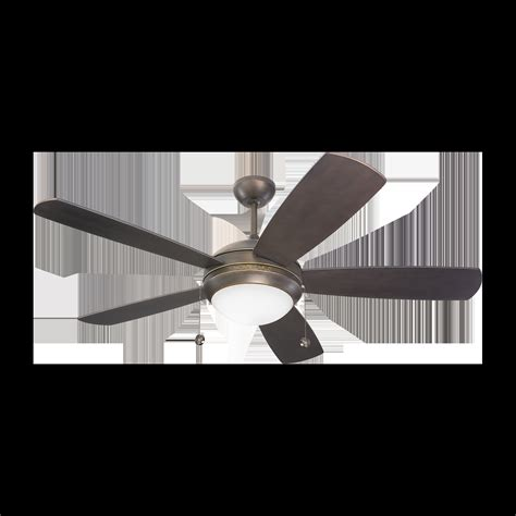 monte carlo 52 discus fan discus rbd five blade 52 inch ceiling fan blades and light