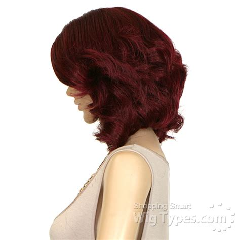cherry futura sensationnel synthetic hair empress curved part